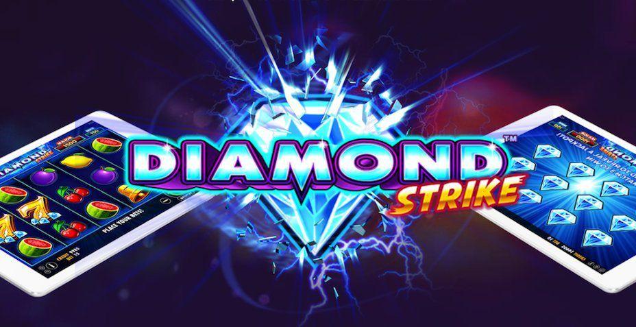 diamond strike logo casino